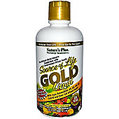 Natures Plus Liquid Source Of Life Gold 30oz Liquid