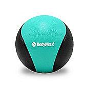 Bodymax Medicine Ball - Black/Green 2kg
