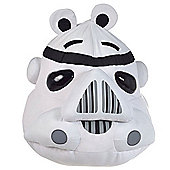 "Angry Birds Star Wars 6"" Plush Storm Trooper"