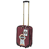 Constellation Weekend Getaway 2-Wheel Small Red Spotty Case
