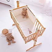 Clair de Lune 2pc Crib Set (Tippy Tumble Cream)