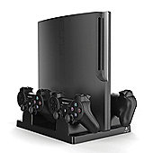 Licensed Vertical Charge Stand (PS3)