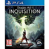 Dragon Age: Inquitision PS4
