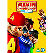 Alvin And The Chipmunks 2 - The Squeakquel (DVD)