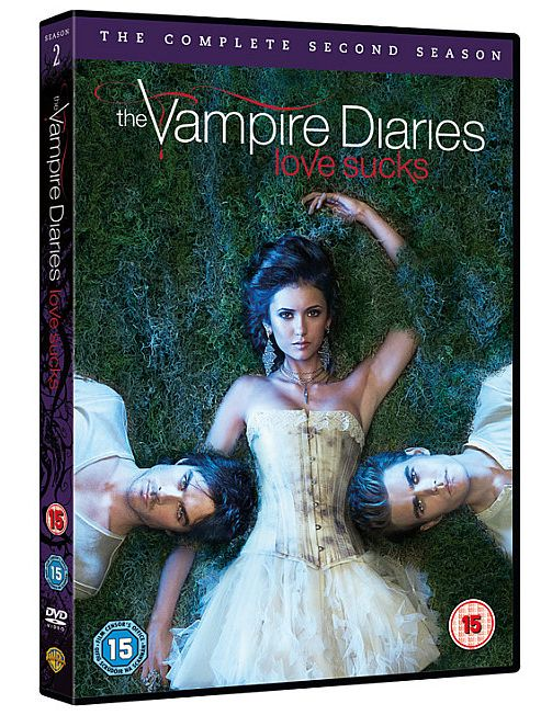 The Vampire Diaries - Series 2 - Complete (DVD Boxset)