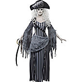 Ghost Ship Princess - Adult Costume Size: 16-18
