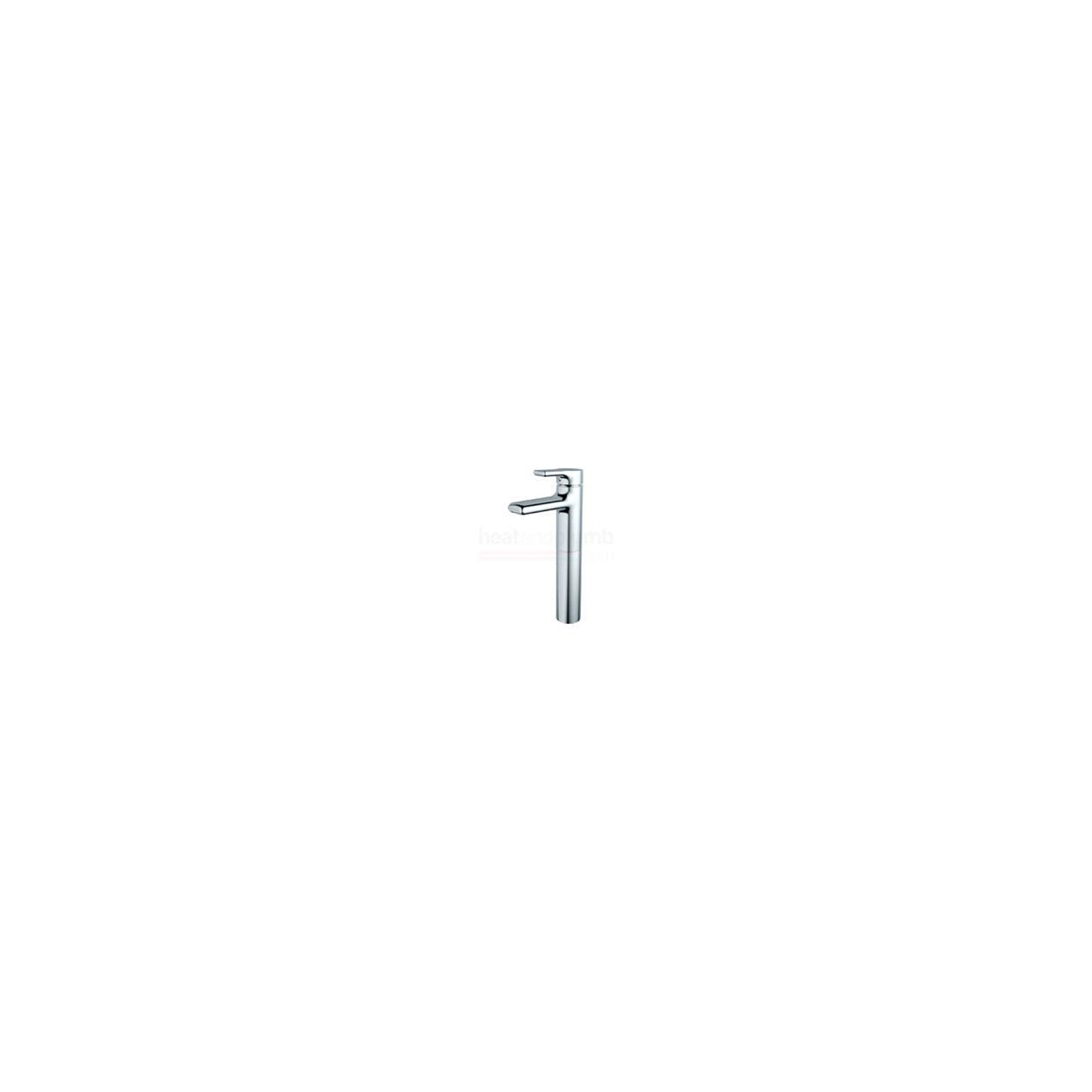 Ideal Standard Attitude Waterfall Single Lever Vessel Mono Basin Mixer Tap Chrome excluding Waste at Tesco Direct