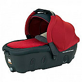 Jane Transporter Carrycot/Car Seat - Holland Garnet