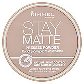 Rimmel Stay Matte Pressedd Powder Peach