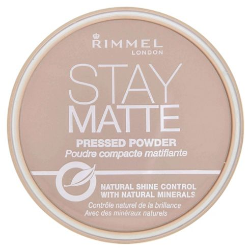 Rimmel Peach Glow 003 Stay Matte Pressed Powder