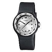 M-Watch Maxi Black Mens Resin Date Watch A661.30615.20.02
