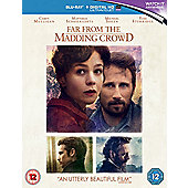 Far From The Madding Crowd Blu-ray + Digital HD UV