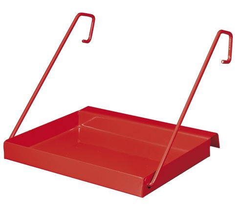 Hailo Hang-In Steel Tray for Tools