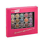 Royal Jet Set Girls On The Go 15 Colour Eyeshadow Set