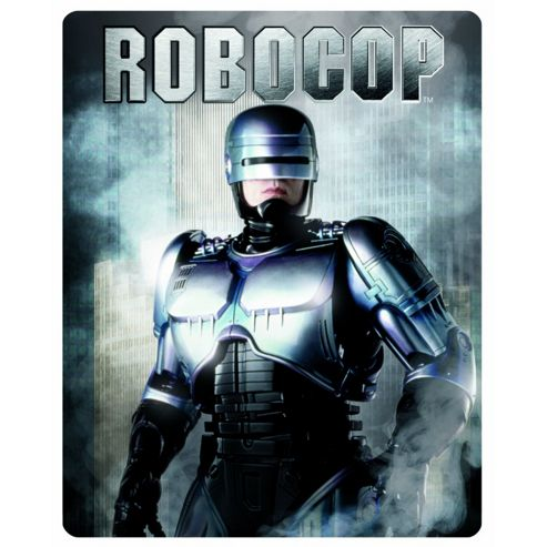 Robocop - Limited Edition Steelbook Blu-Ray + DVD