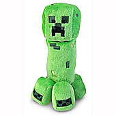 Minecraft 18cm Creeper Soft Toy