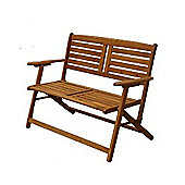 Royal Craft Atlantic 2 Seater Folding Bench