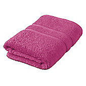 Tesco Towel - Sweet pink