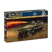 Sd. Kfz. 251/16 Flammpanzerwagen 1:72 - 7067 - Italeri