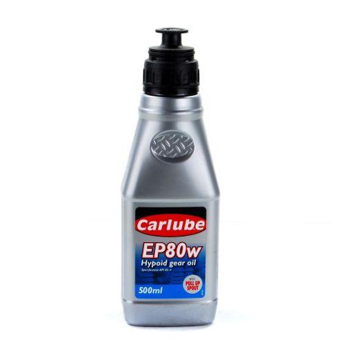 Hypoid EP80W GL4 500ml