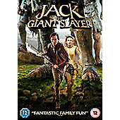 Jack The Giant Slayer (DVD)