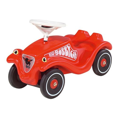 Smoby Big Red Bobby Car Classic Ride On