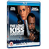 The Long Kiss Goodnight Bluray
