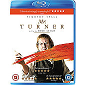 Mr Turner Blu-Ray