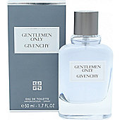 Givenchy Gentlemen Only Eau de Toilette (EDT) 50ml Spray For Men