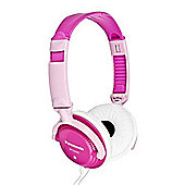 Panasonic RP-DJS200E-P Wired Stylish Street Style Stereo Headphone