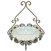 Jewellery / Trinket Tray - Antique Cream