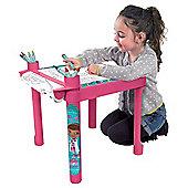 Doc McStuffins Colouring Table