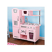 Kidkraft Pink Vintage Kitchen - Personalised