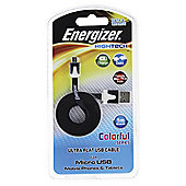 Energizer USB Flat Cable Charge and sync 1M