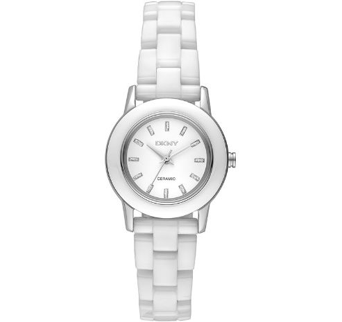 DKNY Ladies Ceramic Fashion Watch NY8295