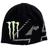 Fox Monster Ricky Carmichael Replica RC4 Beanie - Black - Black