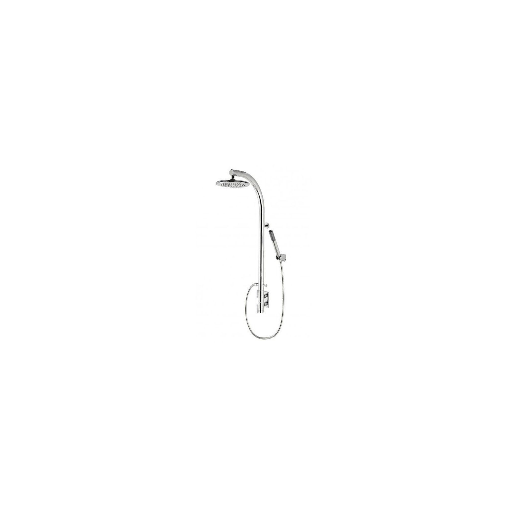 Triton Thames Vertical Thermostatic Mixer Shower Pole Chrome at Tescos Direct