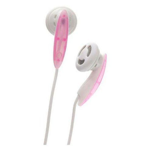 Groov-e stereo Earphones Pink