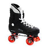 SFR Raptor 76 Quad Roller Skates - Red