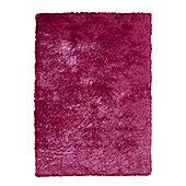 Oriental Carpets & Rugs Sable Pink Tufted Rug - 230cm L x 150cm W