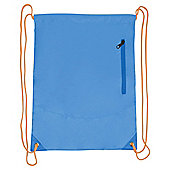 Tesco Gymsack, Blue