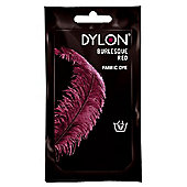 Dylon Fabric Dye - Hand Use - Burlesque Red