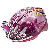 Disney Princess  3D Tiara, Kids' Bike Helmet, 50 - 54cm