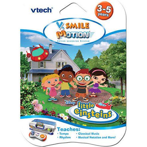 VTech V.Smile V-Motion - Little Einsteins