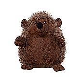 Linea Hedgehog Leather- Look Doorstop