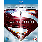Man Of Steel - Blu-Ray & Uv Copy