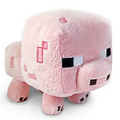 Minecraft 18cm Baby Pig Soft Toy