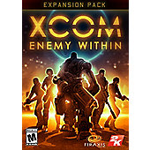 XCOM Enemy Within Commander Edition (PS3)