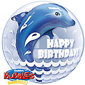 24' Birthday Wave Jumping Dolphin (each)