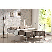 "Altruna Hoxton Bed Frame - Double (4' 6"")"